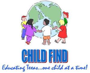child find texas logo